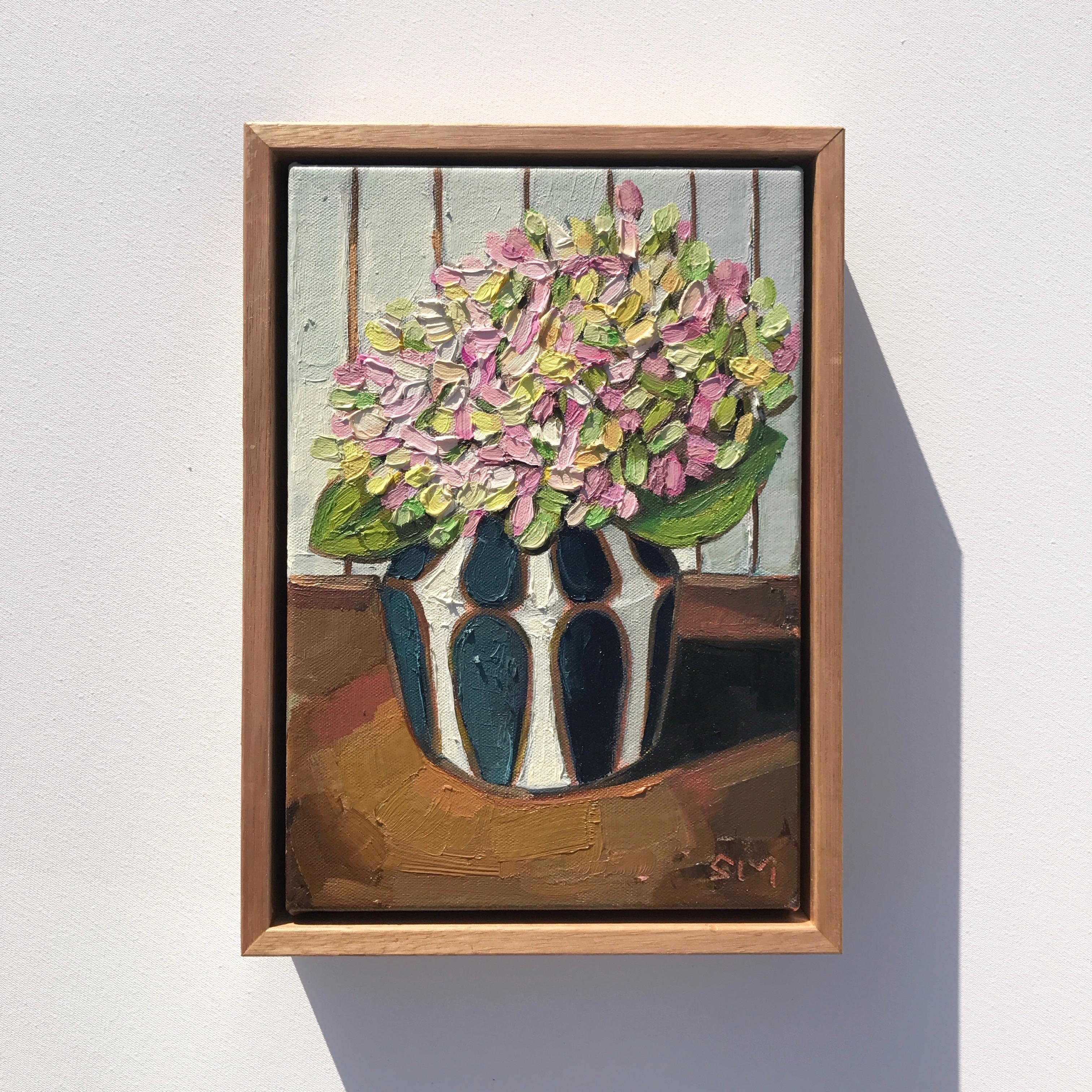 07_17 'Hydrangeas & Pastel' 29x21 $495