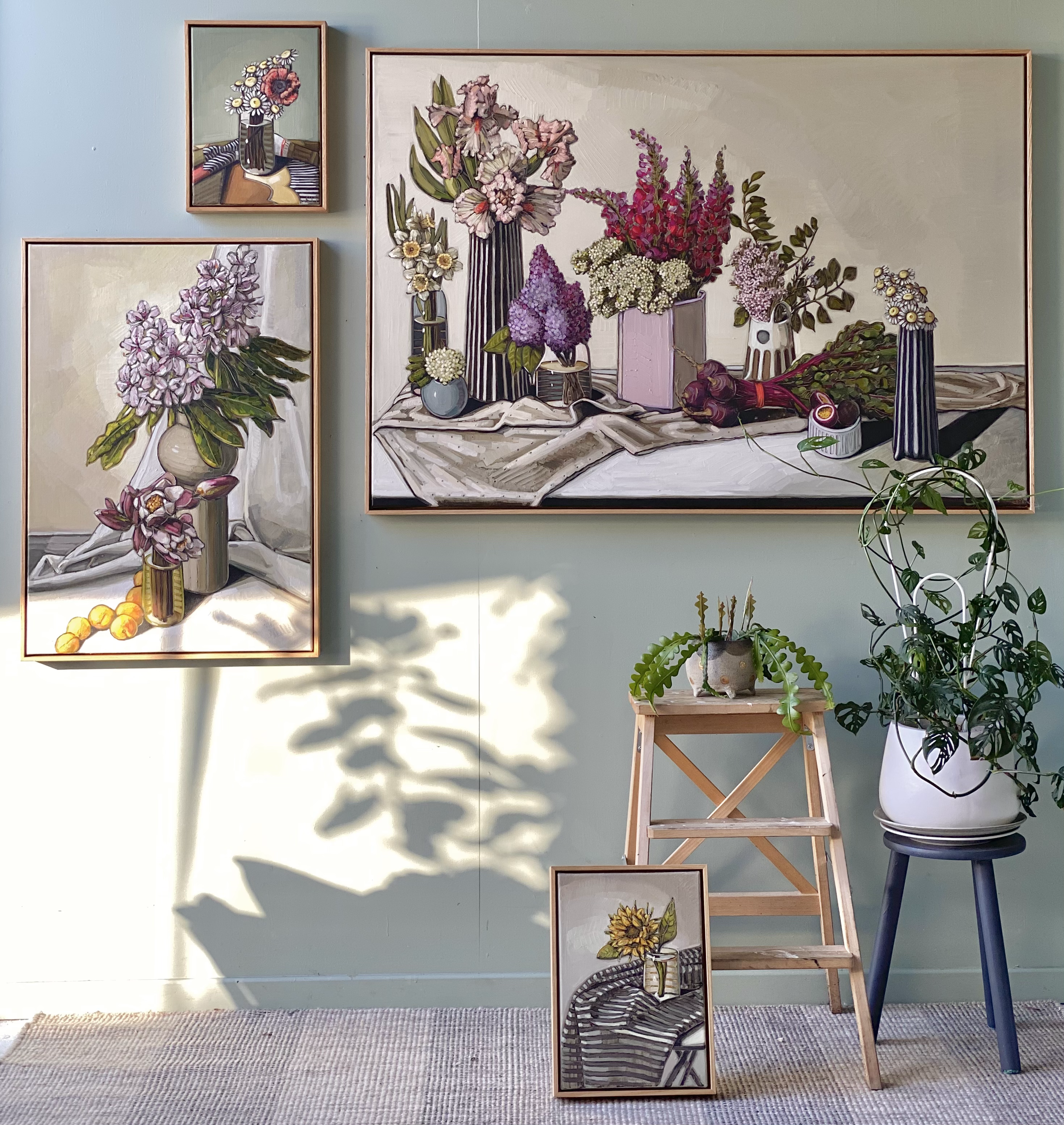 elegance of spring collection in situ 4.