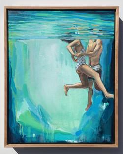 09_16 Underwater Adore 43x53cm