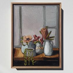 09_16 Life Still, Window Shelfie