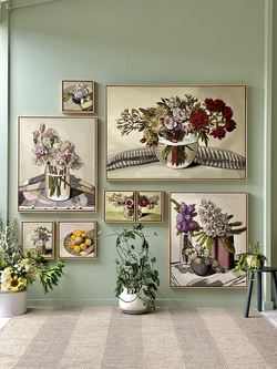 elegance of spring collection in situ 3.