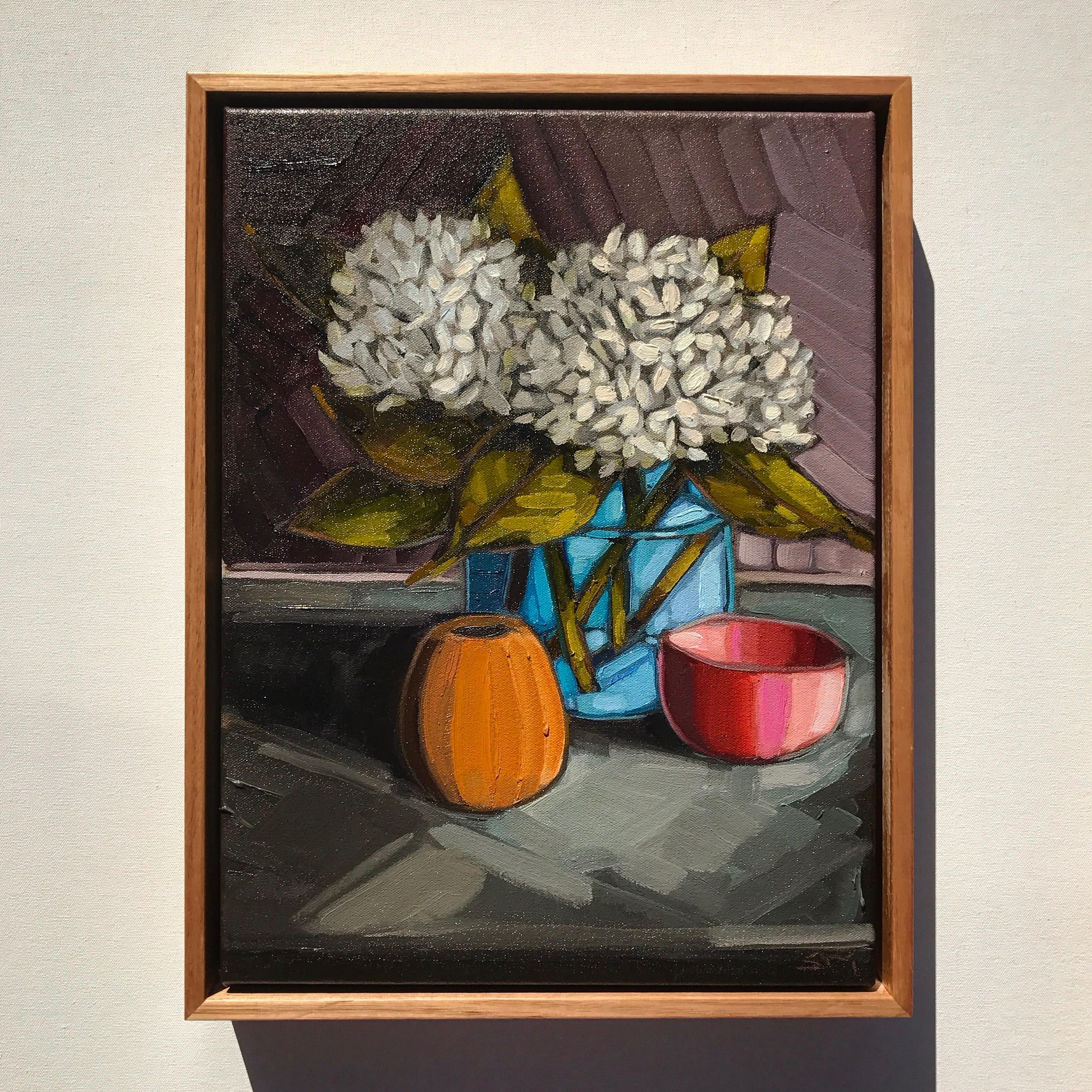 02_17 'Happy Hydrangeas' 33x43cm $695