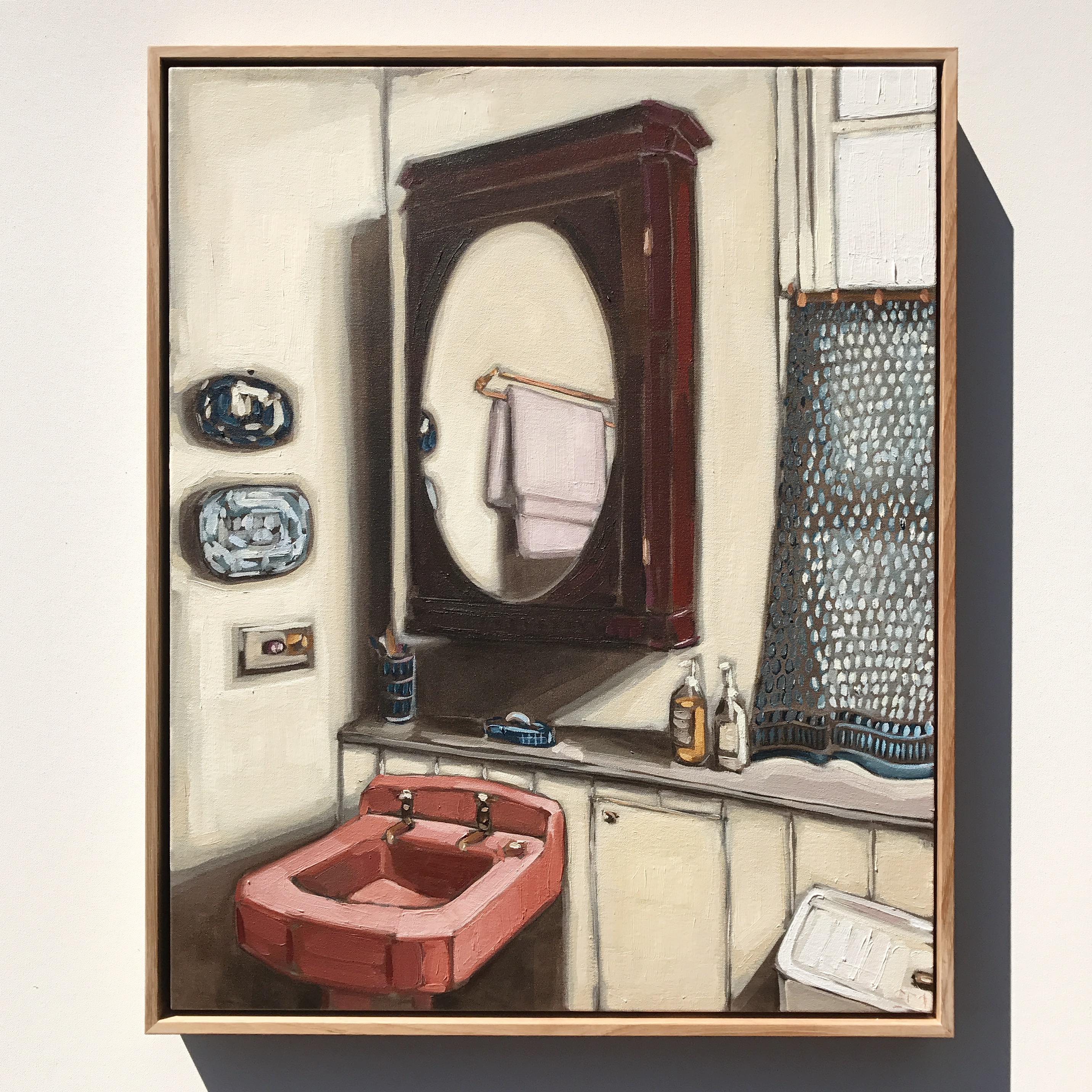 'Bathroom, Anna Spiro' 71x58cm $1,795