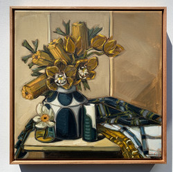 sam michelle 'country orchids, banksia &