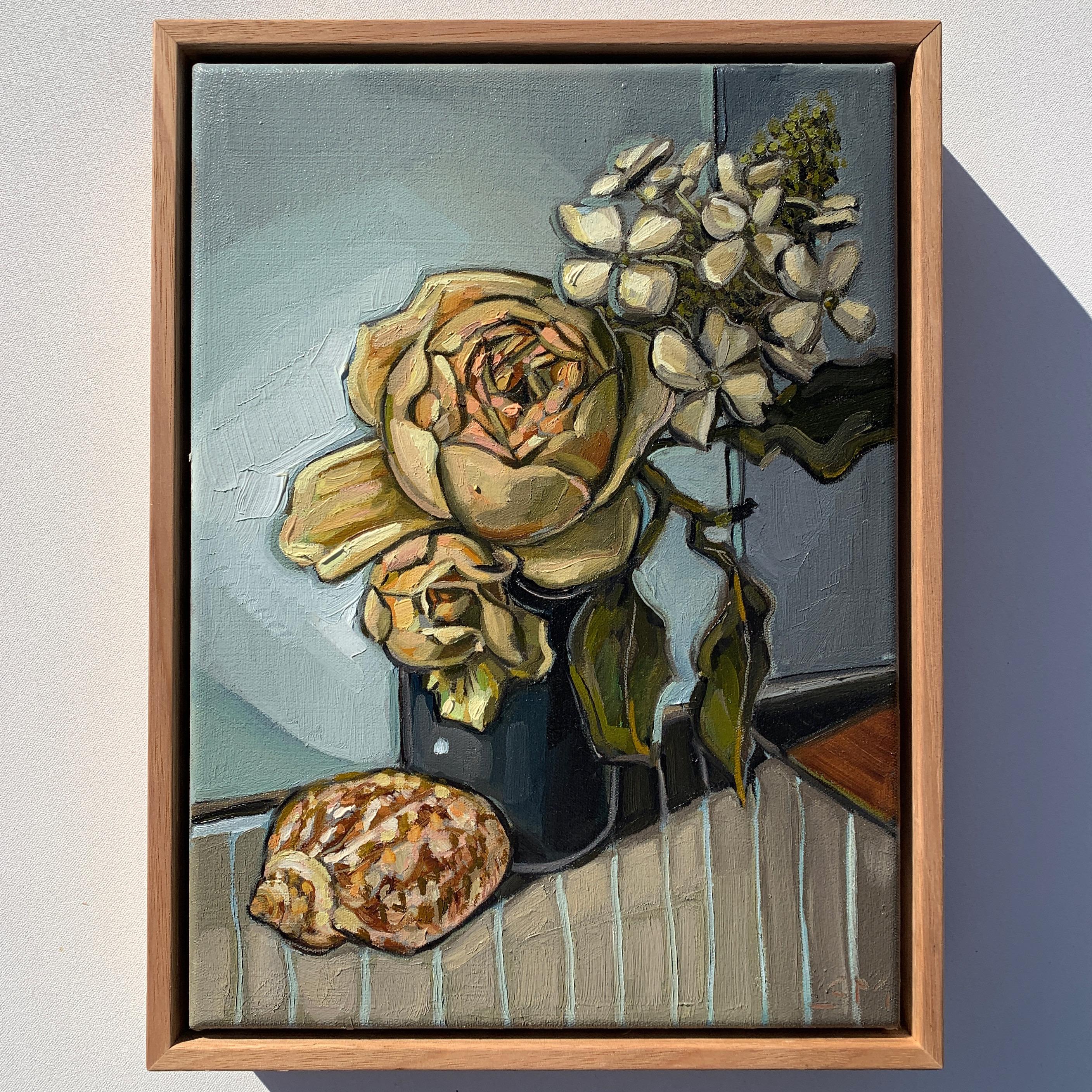 sam michelle 'roses, hydrangea & preciou