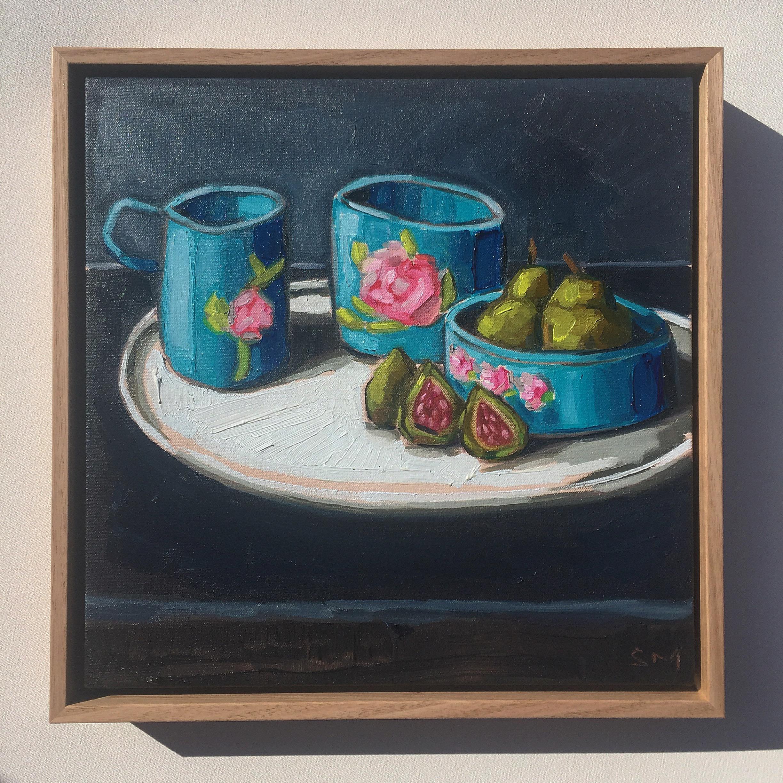 08_16 Figs, Flowers & Pears