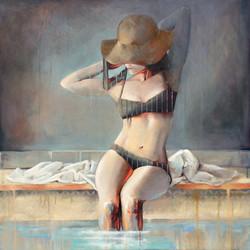 'Tighten' Sam Michelle Art