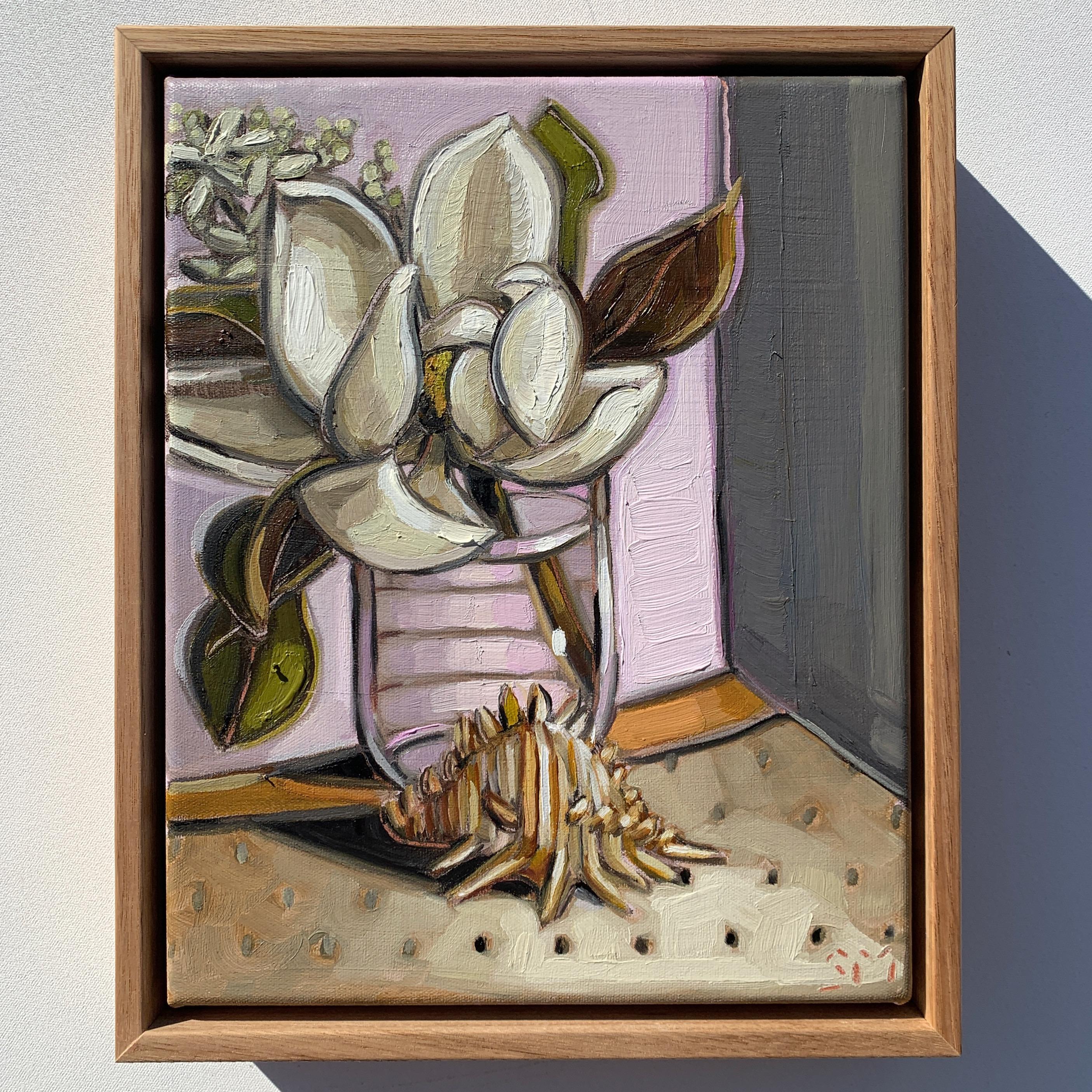 sam michelle 'magnolia, hydrangea & prec
