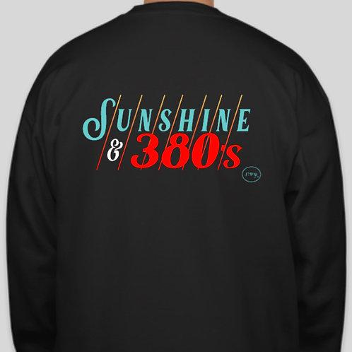 SUNSHINE & 380's SWEATSHIRT