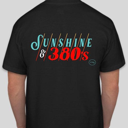 SUNSHINE & 380'S TEE