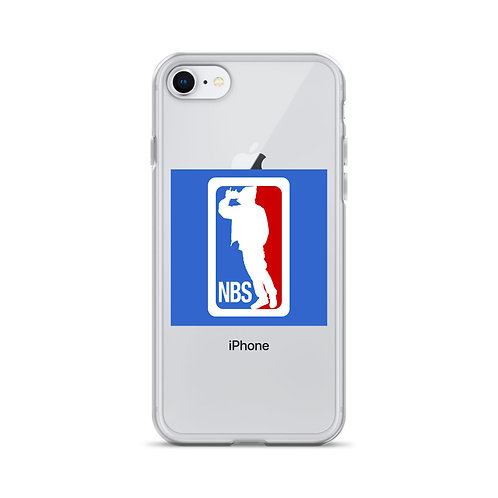 NBS iPhone Case