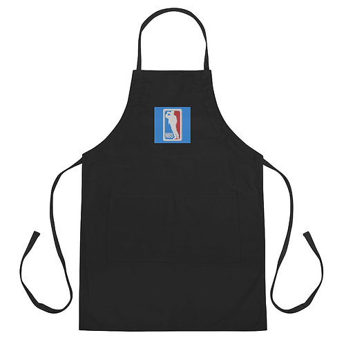 NBS DRINKERS CUP Embroidered Apron