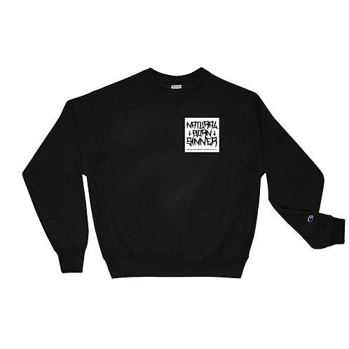 LOOSE TEETH Champion Sweatshirt