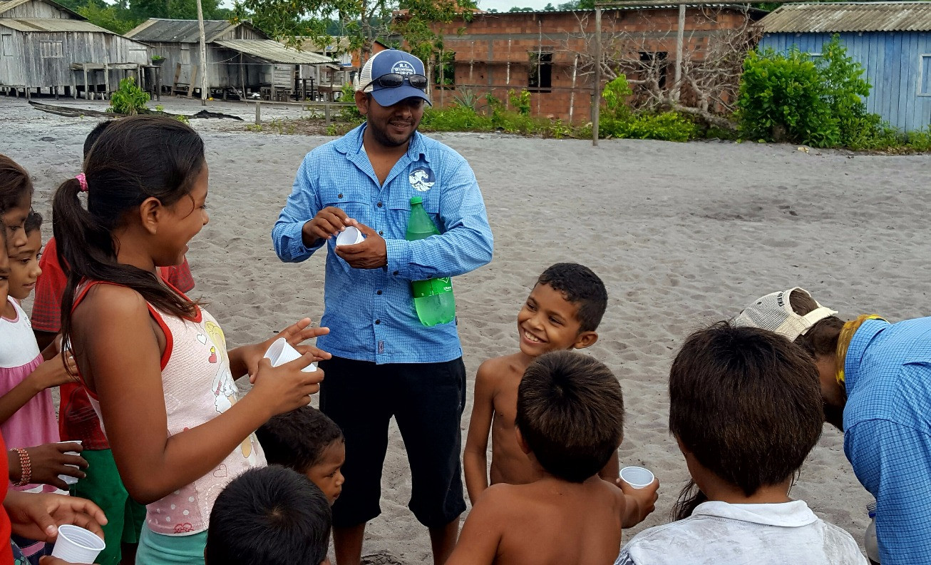 Nomadic Waters Community Assistance