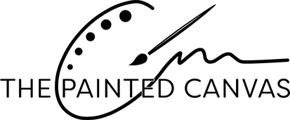 The Painted Canvas Logo Black.png