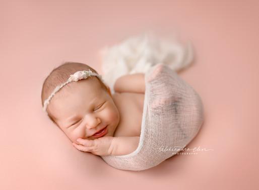 Neugeborenes Model gesucht