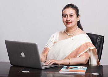 Diwali Greetings By Dr Neelu Goswami, Former Principal & Educationist