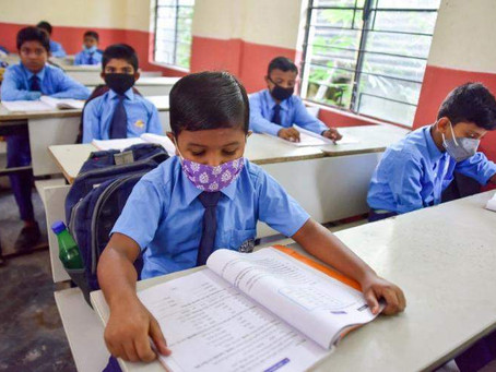 Schools in Delhi to reopen next week , attendance optional
