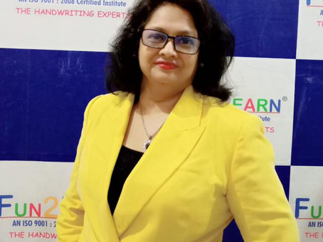 Diwali Greetings By Rachna Ms Bhimrajka, Fun 2 Learn