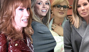 Kathy Griffin Replaces Joan Rivers