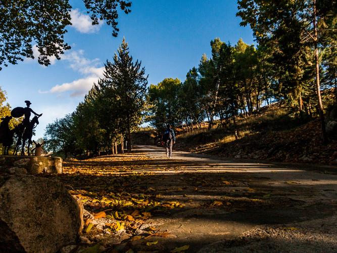 Camino a Libisosa