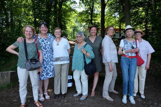 Lavaux-ste-Anne, Rochefort et Waha avec Tress'Âges