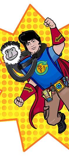 Captain super fantastic