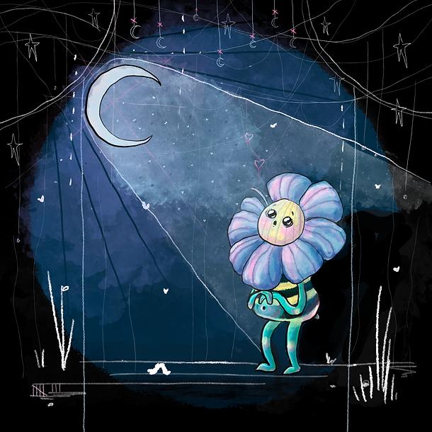moon flower