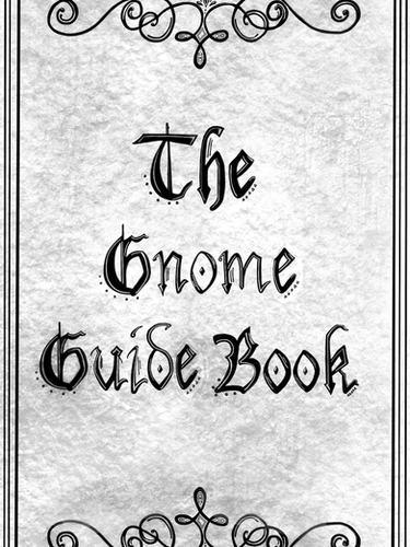 Gnome Guidebook Cover