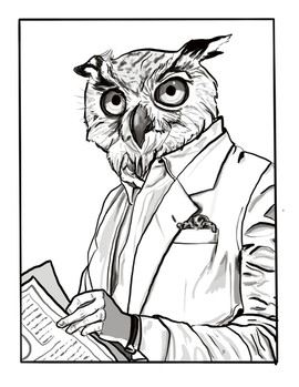 business owl