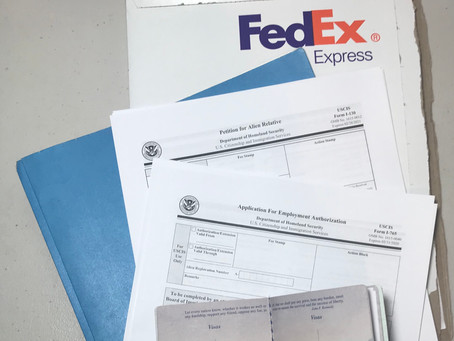 USCIS Closed. What Does that Mean for My Case?