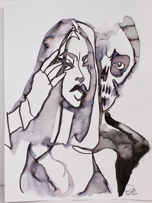 Spirit Drawing: Blindsided