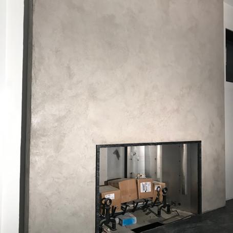 Indoor Fireplace Great Room
