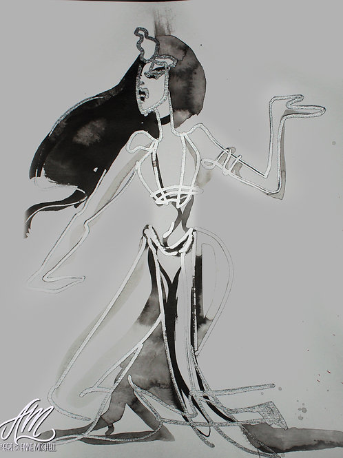 CCG 'Slutty Halloween' Candace Cleopatra