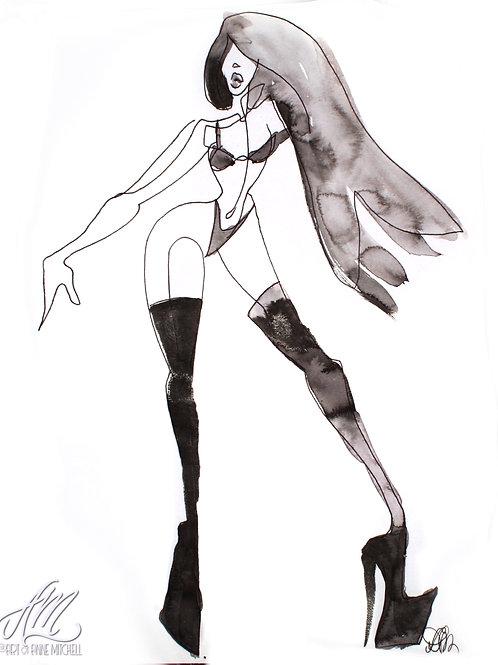 CCG 'Slutty Halloween' Danielle