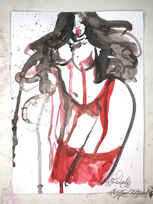 CCG Joie de Vivre Dripping in Red
