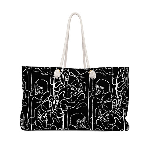 Linear Weekender Bag