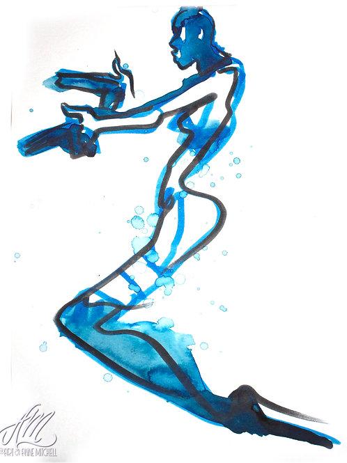 Cyber Sinferno Sin Blue Raider