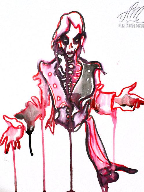 Spirit Drawing: The Ringmaster