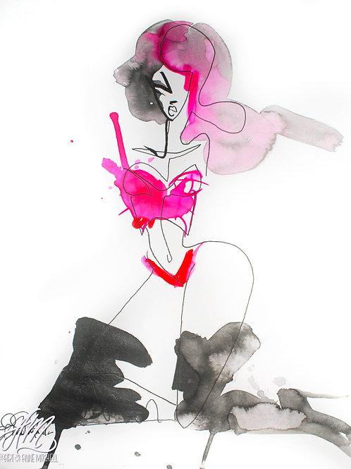 CCG 'Slutty Halloween' Gabrielle Pink