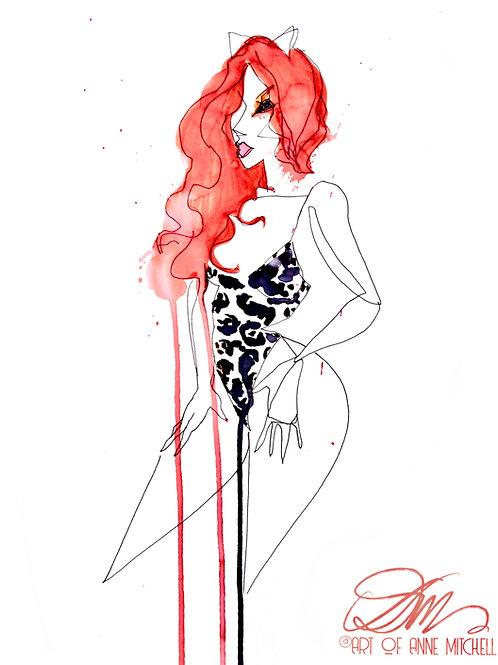 Agent Redhead