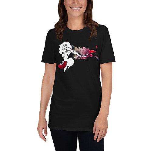 Fan Watercolor T-Shirt