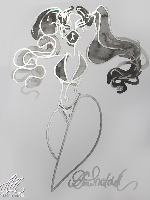 CCG 'Slutty Halloween' Onyx Masked