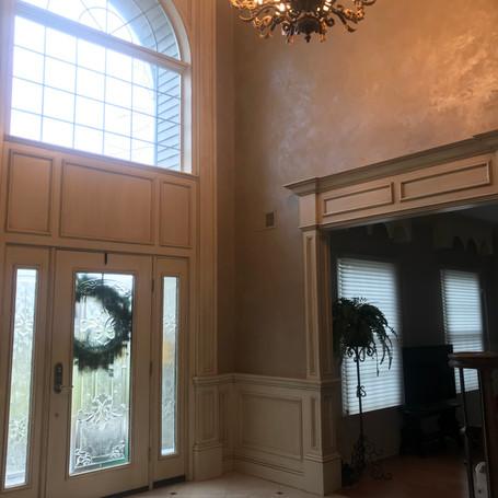 Lusterstone Foyer