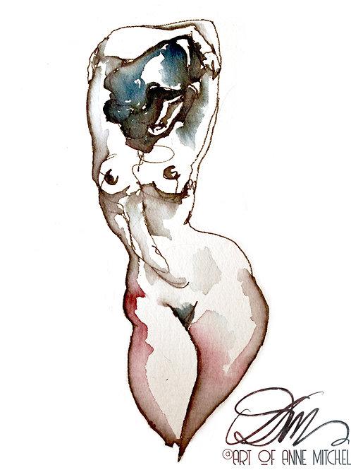 Queen of the Watercolors