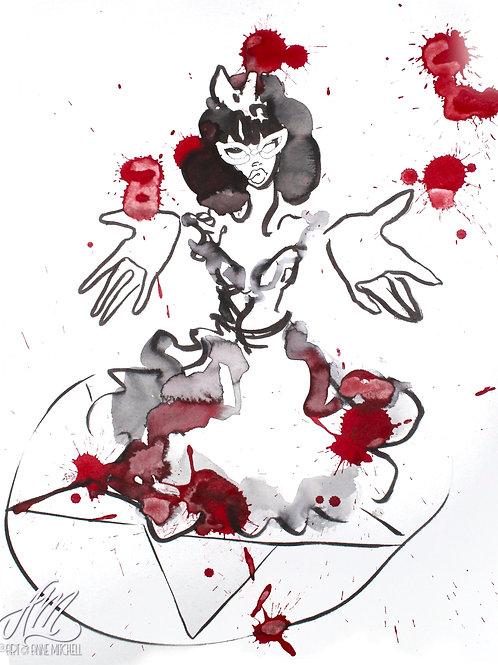 CCG 'Slutty Halloween' Sin Satan Lov3r