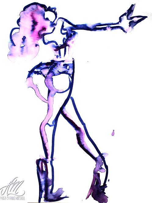 CCG 'Slutty Halloween' Danielle Moonlight