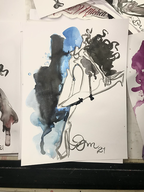 Suga Plumb - Rhapsody in Blue