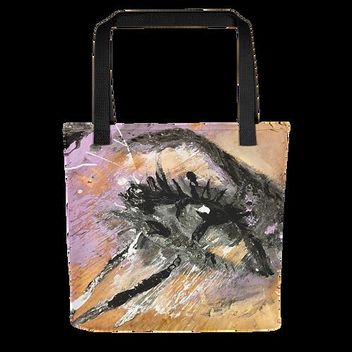 Amethyst Eye Tote Bag