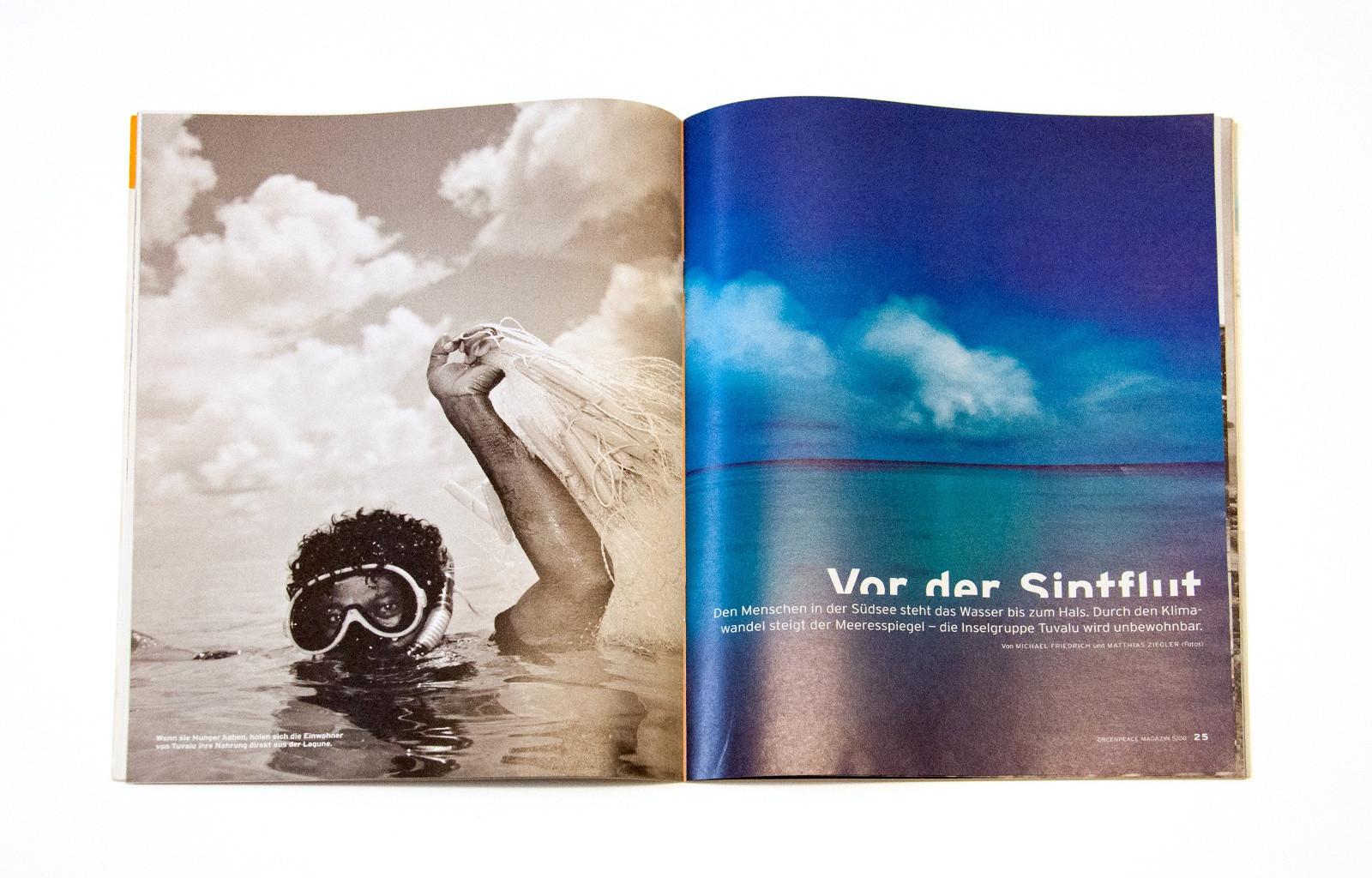 Greenpeace Magazin